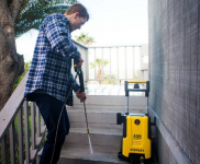 Stanley Electric Pressure Washer With Spray Gun only $138.97 Shipped!