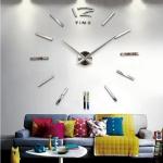 3D Modern Multi-Piece Wall Clock $22.99 (REG $80.99)