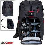 Deco Gear Camera Sling Backpack for Cameras & Accessories w/ Laptop Sleeve -$47.99(31% Off)