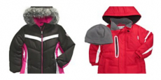 HOT! Kid's Boys and Girls Puffer Jackets Only $13.92- Reg $80!