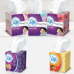 Puffs Facial Tissue on sale for 75¢ each!
