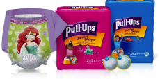 Pull Ups Training Pants as Low as $4.99 at Safeway!