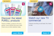 PURELL Loyalty Program – Free Gift Cards for Amazon, iTunes, and More!