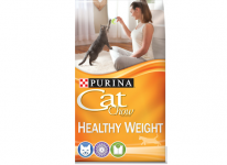 FREE Purina Cat Chow Healthy Weight + $1 Off Coupon (New Link)