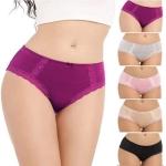 VOOKIIMO Soft Cotton Hipster Panties Womens Underwear$16.99 (REG $45.99)