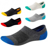 No Show Socks with Non Slip Grip for Men&Women $7.99 (REG $13.99)