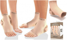 Plantar Fasciitis Socks with Arch Support for Men & Women $6.80 (REG $11.20)
