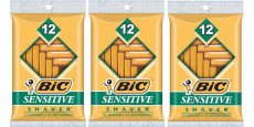 BIC Disposable Razors Only $0.99 Each!