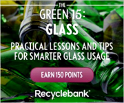 160 FREE RecycleBank Points