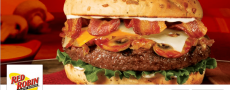 Red Robin: FREE Burger and More!