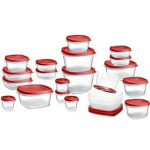 Amazon Prime Members: Rubbermaid 42-Piece Easy Find Lid Food Storage Set Only $14.99 Shipped! (Reg. $24.99!)