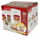 Rubbermaid Easy Find Lids 20 Pieces Storage Set $8.09 Shipped! (Was $15.99)