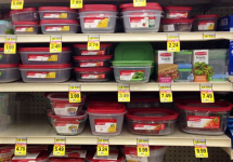 Save 50% off all Rubbermaid Products at Albertsons- Prices start at $1.49!