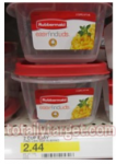 Rubbermaid Containers Only $0.44 at Target!