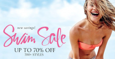 Victoria's Secret: 70% Off Clearance + Extra 25% Off Already-Reduced Styles!