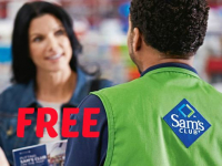 Free Sam's Club Membership, Gift Cards + Products ($141.94 value)