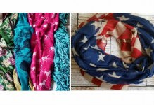 Scarf Blowout Sale! Just $4.99 + FREE Shipping!