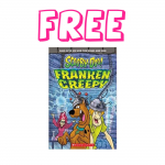 HOT! FREE Scooby Do Book – First 1,000 Only!