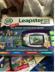 Clearance! LeapsterGS Explorer only $9.15 (reg $60) at Best Buy!