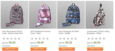 Sears: Backpacks Only $8.80 Shipped + Get $5 Shop Your Way Rewards Offer!