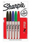 Free Sharpie Markers 5pk at Office Depot (and Walmart)