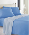 Macy's Grace Home Cotton 4-pc sheet sets on sale for as low as $37.59