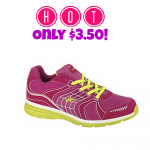 HOT! Athletech Women's Ath L-Willow Athletic Shoes Only $3.50!