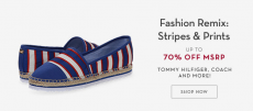 6PM: Save 70% Off Tommy Hilfiger, Coach, and more!