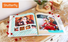 FREE 20 Page 8×8 Hard Cover Photo Book from Shutterfly!