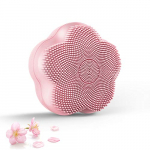 Silicone Facial Cleansing Brush, Ultrasonic Rechargeable $13.79