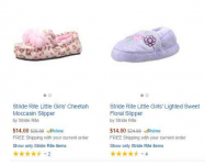 40-60% off Slippers for the whole Family: Muks Luks, Isotoner, Stride Rite and more!