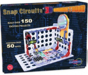 Snap Circuits 3D Illumination Electronics Discovery Kit Only $44.99 (reg $67) Shipped!