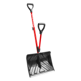 Snow Joe 18″ Strain-Reducing Snow Shovel$18(REG $29.99)