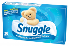 Snuggle Fabric Softener or Dryer Sheets Only $1.99 at Kroger!