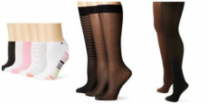 Up to 70% off Socks, Tights & More!