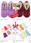 The Big Sock Stock-Up Event- Up to 75% off Slippers & Sock Collections!