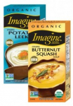 Imagine Organic Soup only $1.49 (reg $3.99) at Whole Foods!