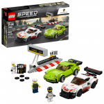LEGO Speed Champions Porsche on sale for $23.99!