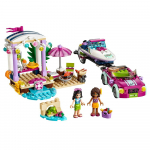 LEGO Friends Andrea's Speedboat Transporter on sale for $17.99