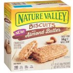 Nature Valley Biscuits Cinnamon & Almond Butter $1.88 (REG $3.99)