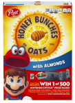 Honey Bunches of Oats Cereal with Almonds $1.77 (REG $3.99)