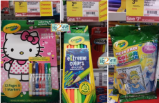 Staples: HOT Clearance Prices on Crayola, Yankee Candle, Febreze, Melissa & Doug,and More!