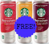 Money Maker on Starbucks Products at Walgreens!