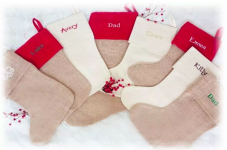 Adorable personalized stockings from Jane for $9.99 (Reg: $29.99)