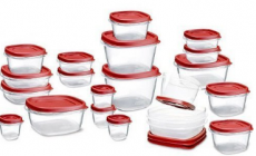Rubbermaid 42-Piece Easy Find Lid Food Storage Set Only $8.99 Shipped!