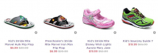 Stride Rite Flash Sale- Shoes Only $19.99 (Reg. Up to $65!) + Flip Flops Only $6.99!