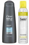 Dove & Suave Shampoo only $0.59 ea at Target!