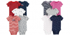 Carter's 5-Piece Bodysuit Sets Only $11.04 + FREE Pickup!