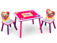 Nickelodeon Paw Patrol Table and Chair Set Only $26.99! (Reg $50)