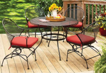 Better Homes and Gardens Clayton Court 5-Piece Patio Dining Set Only $204 (reg $344) Shipped!